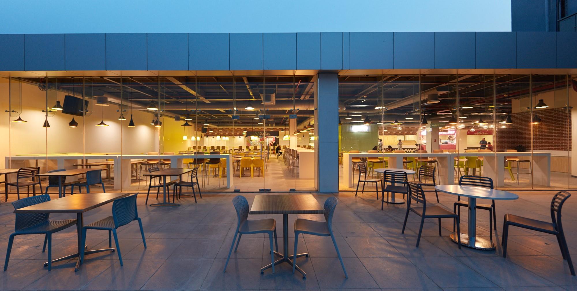 office spaces in hyderabad - gar infobahn