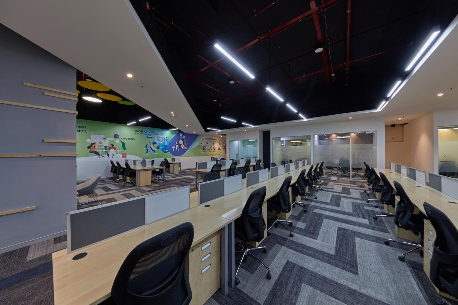 commercial office spaces in hyderabad - gar infobahn